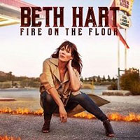 Beth Harts jüngstes Werk Fire on the Floor