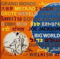 Joe Jackson / Big World