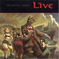 Live / Throwing Copper