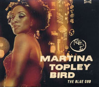 Martina Topley Birds Album The Blue God
