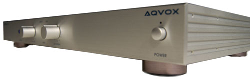 Aqvox Phonostufe