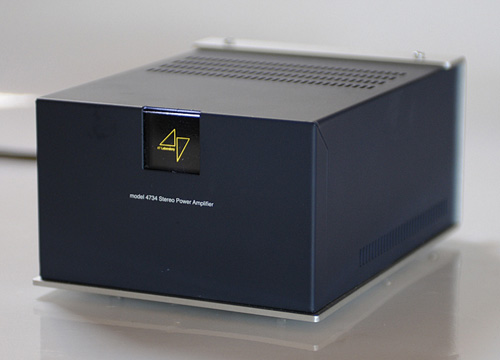 47 Labs Midnight Blue series 4733 DAC Vorverstärker