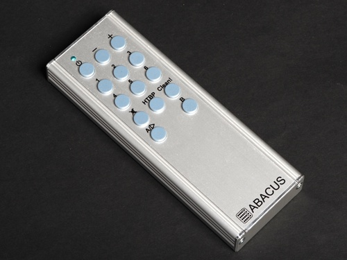 Abacus Electronics Preamp 14 - Fernbedienung