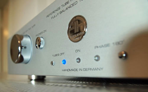 Accustics Arts Tube Preamp II Mk2