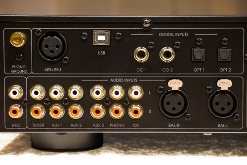 Advance Acoustic X-Preamp und X-A220