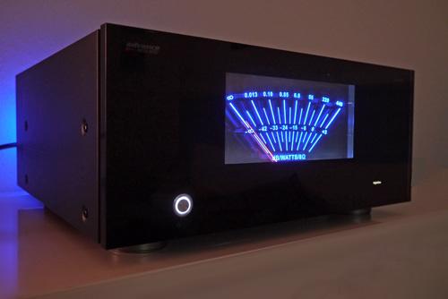 klang advance acoustic x a 220 monoendstufen test fairaudio. Black Bedroom Furniture Sets. Home Design Ideas