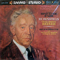 "Rachmaninovs ""Variations after a Theme of Paganini"" mit Vladimir Horowitz"