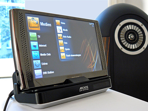 archos 7 internet media tablett
