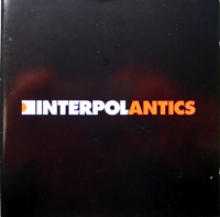 interpol interpolantics cd cover
