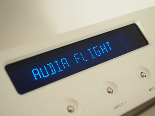 audia flight