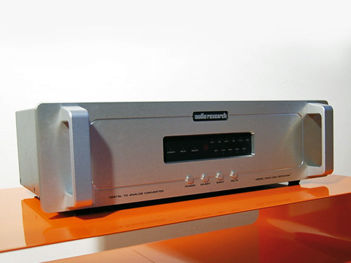 audio research dac 8 d/a-wandler