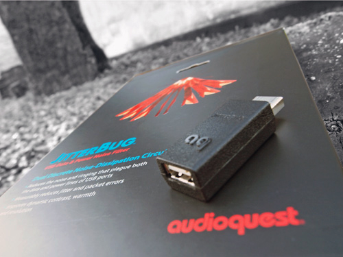 AudioQuest Jitter Bug