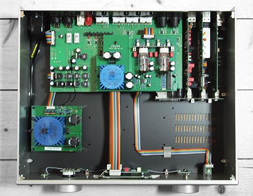"""AVM Ovation SA8.2 """" Evolution PA5.2"""