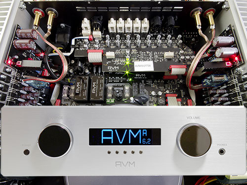 AVM Ovation A 6.2 in the Test