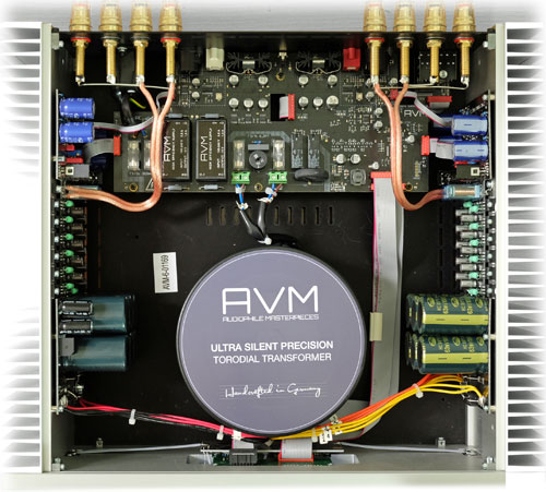 Test: AVM Ovation SA 6.2