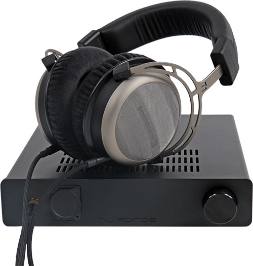 Beyerdynamic T1 2. Generation am NuForce HA-200