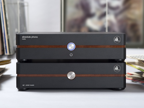 Clearaudio Absolute Phono Inside