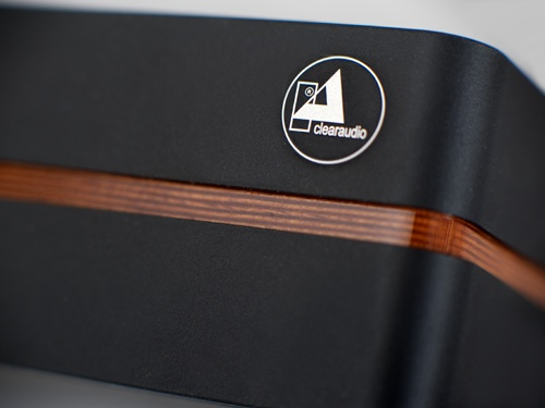 Clearaudio Absolute Phono Inside - Logo