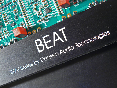 densen beat audio