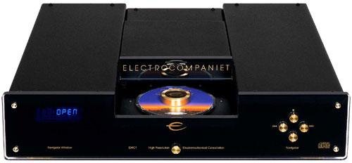 Electrocompaniet CD-Player EMC-1