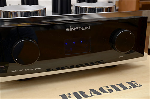 einstein audio the absolute tune limited edition vollverstärker