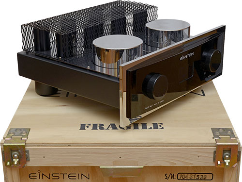 einstein audio absolute tune limited edition vollverstärker