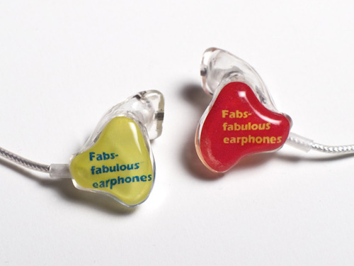 Fabs Single-Driver-IEM