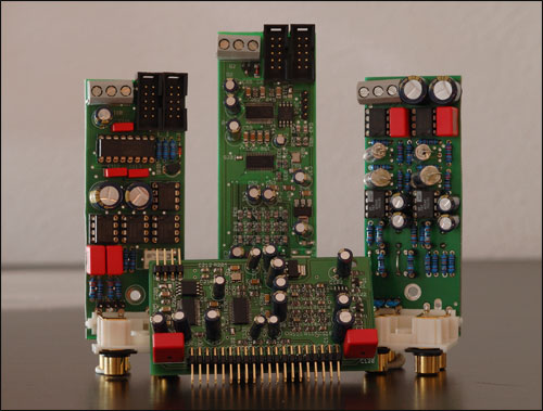 HifiAkademie - optionale Module