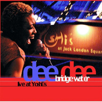 ee Dee Bridgewater Live at Yoshis