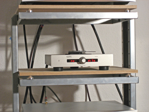 isem audio ego phase 4 im rack
