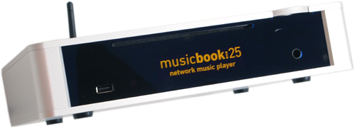 Lindemann musicbook:25 und musicbook:50