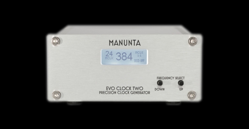 Manunta EVO CLOCK TWO