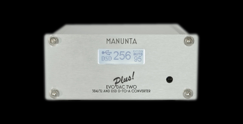 Manunta EVO DAC TWO Plus