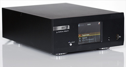 Musical Fidelity M1 Clic