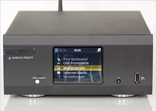 Musical Fidelity M1 Serie CLIC
