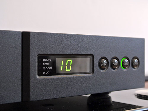 Naim CD5si - Display