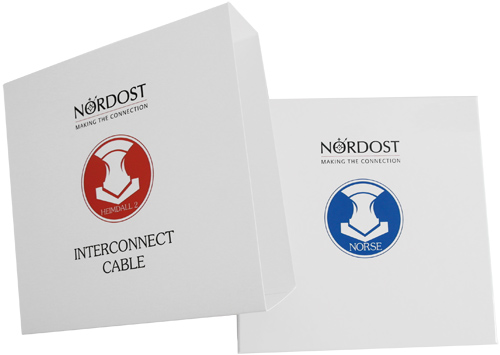 Nordost Heimdall 2 Verpackung