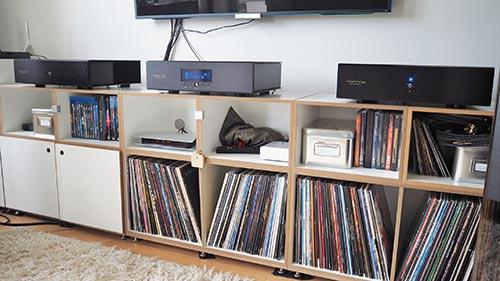 Norma Audio Revo SC 2 and Revo PA 160 M