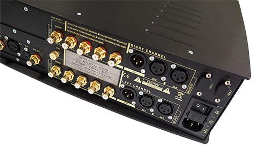 Norma Audio Revo SC 2 - connection panel
