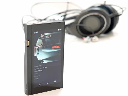 Test Onkyo DP-X1 - DAP/Digital Audioplayer