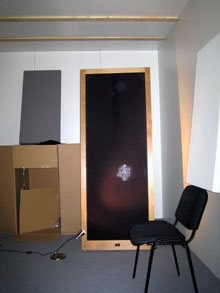Podium Sound Show Room HighEnd 2007