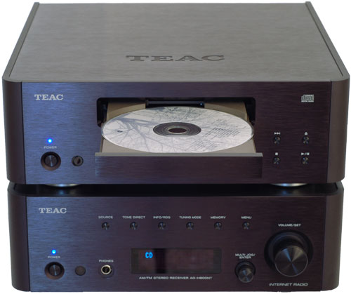 Teac CD-Player PD-H600