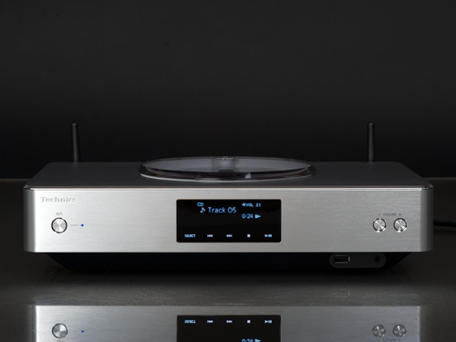 Technics SU-C 550 All-in-one-Anlage