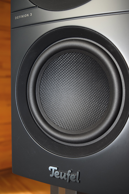 Teufel Definion 3S - Woofer