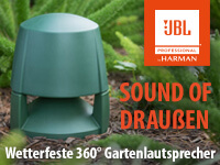 JBL - Sound of draußen