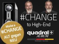 Quadral Aurum Change