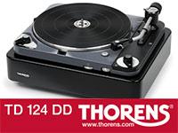 Thorens TD 124 DD