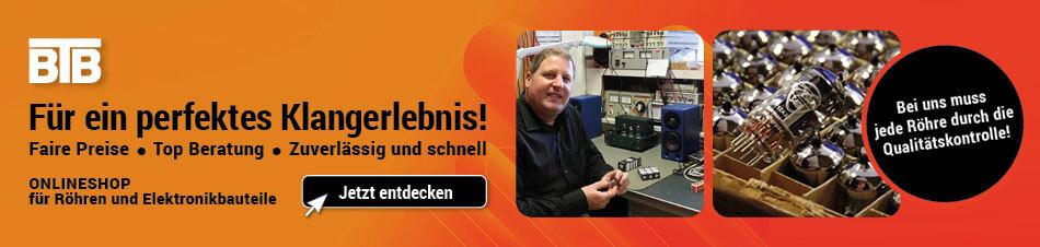 BTB - Röhren & Elektronikbauteile