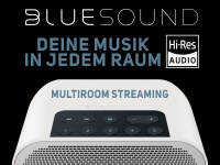 Bluesound Multiroom Streaming