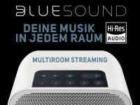 Bluesound Multiroom Streaming